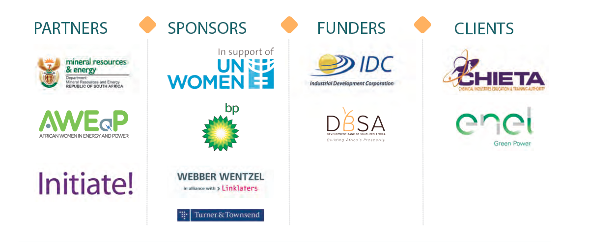 partners sponsors funders clients